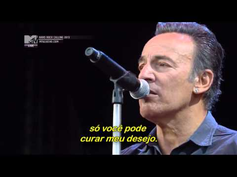 Bruce Springsteen - I'm On Fire - Legendado (2013)