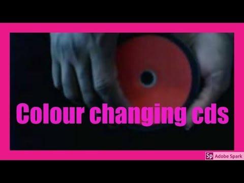 ONLINE MAGIC TRICKS TAMIL I ONLINE TAMIL MAGIC #113 I Colour changing cds