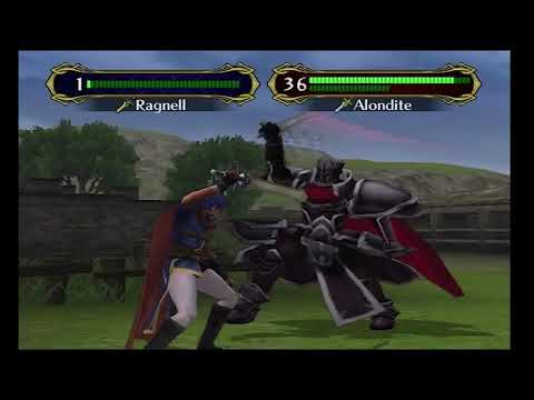 What If Ike Kills Black Knight Early in Path of Radiance... WITH A TWIST?! (Fandubbed)