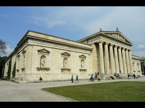 Places to see in ( Munich - Germany ) Glyptothek