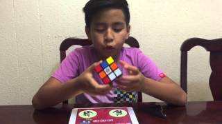 Rubik's Cube - Unboxing, Review & Solving by Sam Shoaf