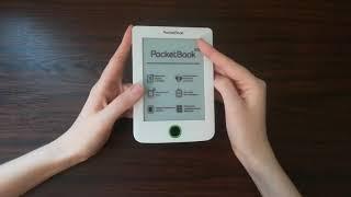 обзор от покупателя «М.Видео»: электронная книга PocketBook 515 Grey