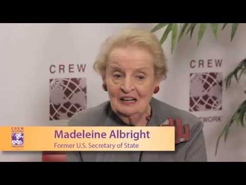 Advice and Wisdom from World-Class Leader Madeleine Albright