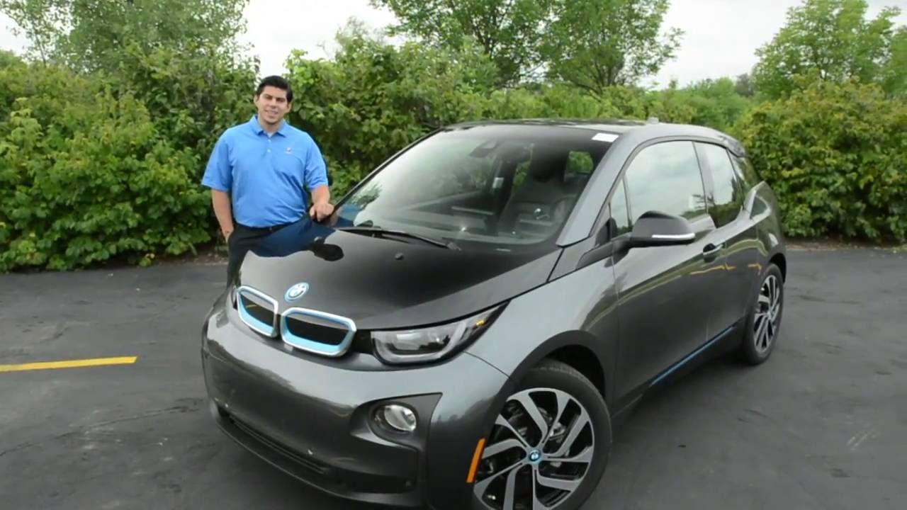 2016 Bmw I3 Hybrid Overview