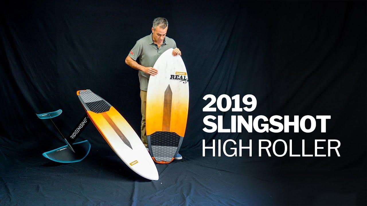 2019 Slingshot High Roller