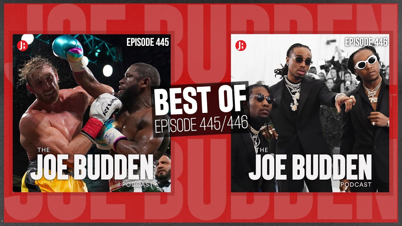 Best Of Ep. 445 (I'm Rapped Out) Ep. 446 (The Little Chain)   The Joe Budden Podcast