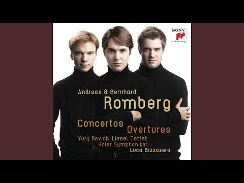 Cello Concerto No. 2 in D major, Op. 3: I. Allegro maestoso