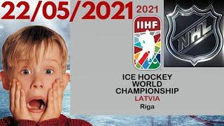Новости ЧМ и НХЛ Группа А Россия Великобритания Чемпионат мира по хоккею 2021 в Риге