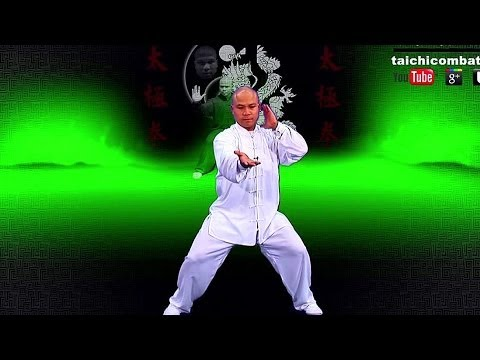 Tai chi for beginners  - Yang Basic 8 step