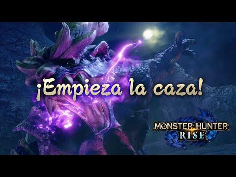 Monster Hunter Rise - Launch Trailer | Nintendo Switch[ES]