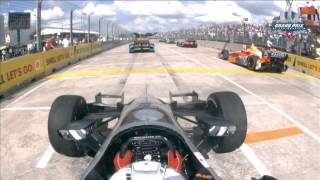 INDYCAR In-Car Theatre: Grand Prix of Houston