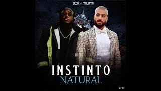 Maluma - Instinto Natural ft.Sech (Hungarian lyrics\Magyar felirat)