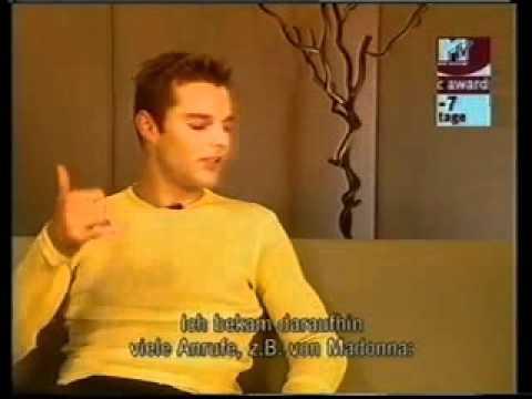Ricky Martin - Interview