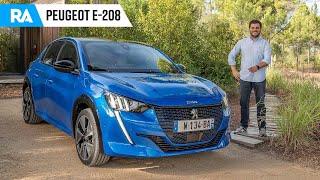 Peugeot e-208. Testámos o leão 100% ELÉTRICO