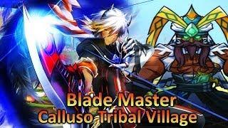 [Elsword] Blade Master 7-4 Caluso Tribal Village