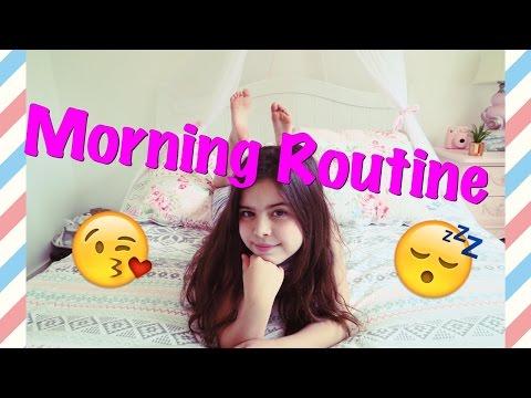 Sophia Grace   Morning Routine