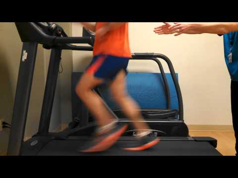 Harold's Natural Form Running Clinic Gait Analysis 11-16-13