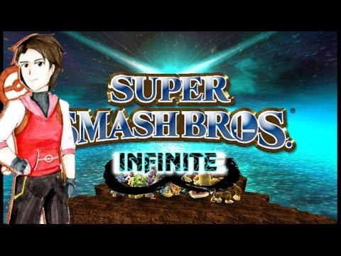Super Smash Bros Infinite 3.0