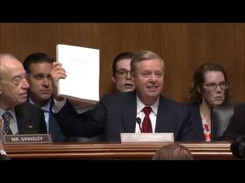 Lindsey Graham rips into media coverage of IG report: 'How do you ...