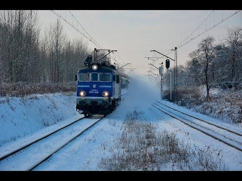 Zadymkowa Wiedenka - Zima 2017 rok || PKP InterCity
