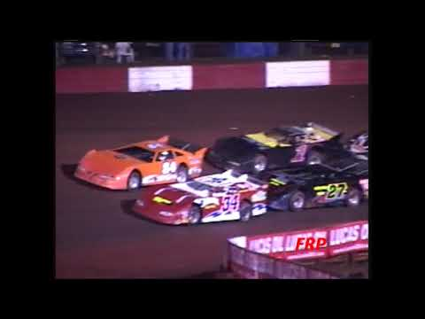 Dixie Speedway Woodstock Ga Shootout Night Limited late models Heats and Feature 10 8 05