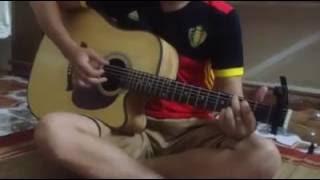 Hát cho em mỗi ngày - Eddy Kiên(guitar cover)