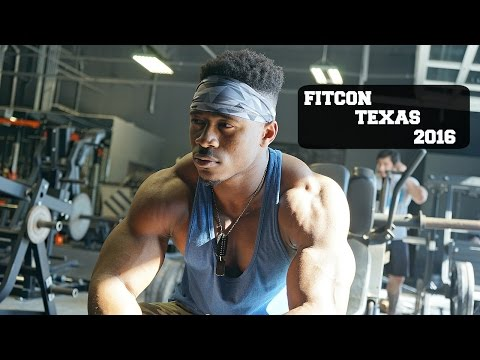 New Experiences   Fitcon Texas 2016