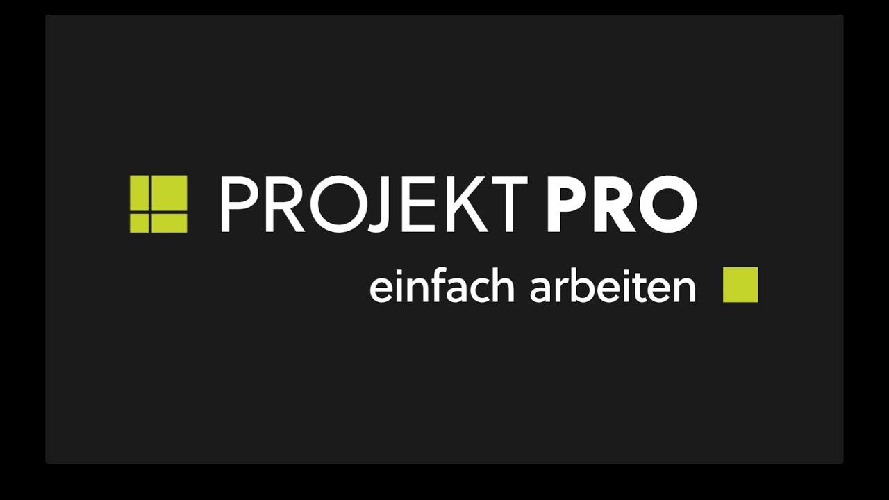 Gut bekannt PROJEKT PRO - Die Bürosoftware für Architekten und Ingenieure RK52