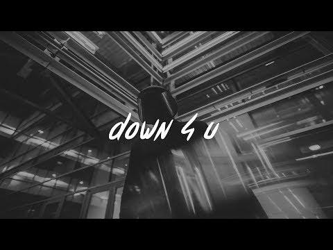 blackbear - down 4 u (feat. T-Pain) (Lyrics / Lyrics Video)