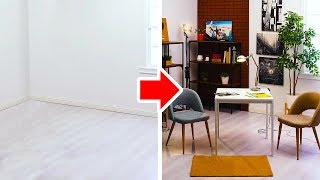 17 EASY WAYS TO UPGRADE YOUR ROOM