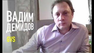 Полумаски GVS самые легкие на рынке и уникальны по технологии защиты. Вадим Демидов | Гетсиз.live