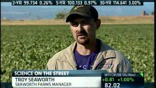 Trimble Ag on CNBC (anglicky)