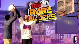 NBA 2K19 TOP 10 RARE BLOCKS Plays Of The Week #48 - Snatch Blocks & Highlights