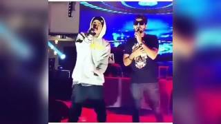 BILAL SAEED - LIVE Stage Perform |No Make Up Song| FT Bohemia King of Punjabi Rapstar 2017