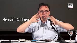 Bernard Andrieu : Comment sentir son corps ?