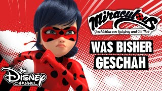 MIRACULOUS - Was bisher geschah! | Disney Channel 🐞🐱
