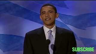 The Speech that made Obama President