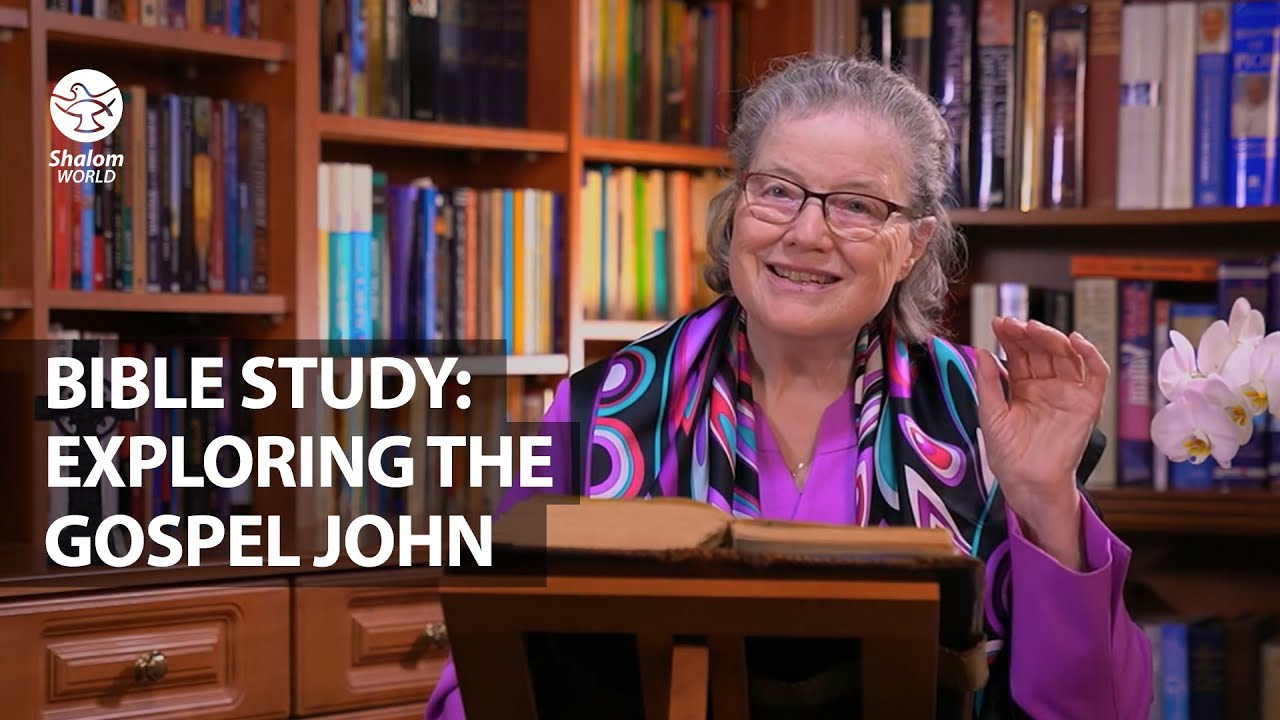 Bible Study: Exploring the Gospel John | Frances Hogan - 42
