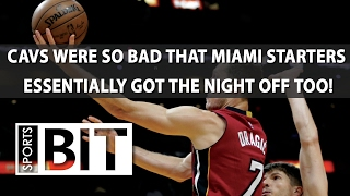 Sports BIT | Miami Heat vs Cleveland Cavaliers | NBA Picks