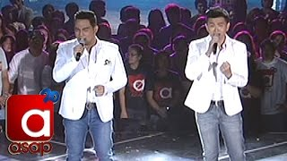 "Daryl, Jed sing ""How Will I Know"" on ASAP"