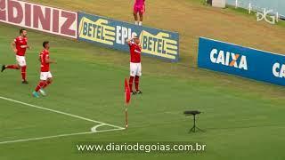 Com gols de Wesley Matos e Alan Mineiro, Vila Nova vence o Boa Esporte no Serra Dourada
