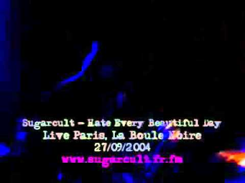Sugarcult - Hate Every Beautiful Day (live in Paris 2004)