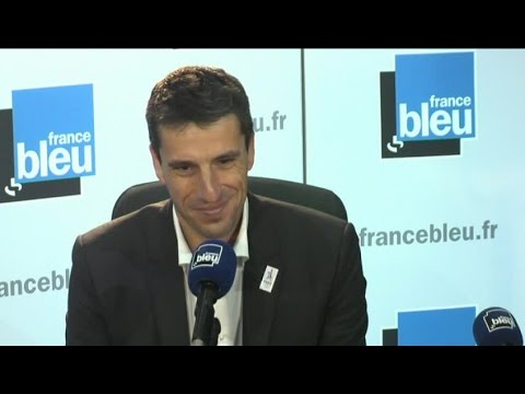 Tony Estanguet, invité de France Bleu Matin