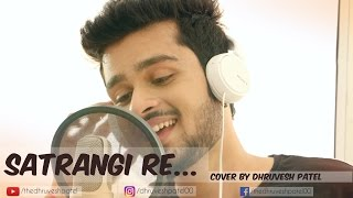 Download Hindi Video Songs - Satrangi Re Ft Dhruvesh patel | Wrong Side Raju | Arijit Singh | Sachin-Jigar
