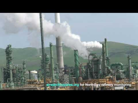 Valero Refinery Problems:  Particulate Matter 3 24 2019