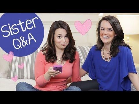 Sister Q&A!