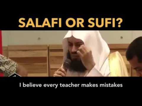 Salafi Or Sufi?