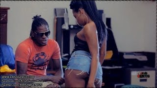 Aidonia - Boom Flick (Clean) Toasted Riddim - Sept 2013