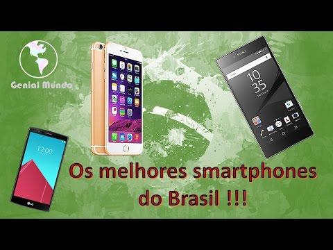 Top 11, MELHORES CELULARES DO BRASIL - 2016 - Genial Mundo
