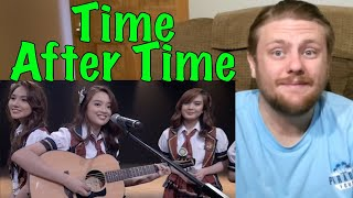 MNL48 - Time After Time (MYX Live! Performance) Reaction!